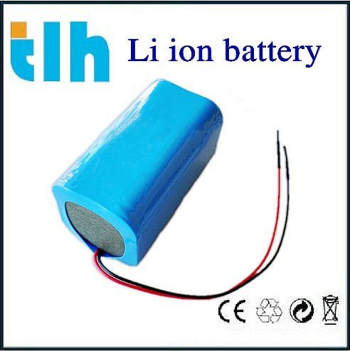 Li-ion battery pack 3.7V 8000mAh 18650 rechargeable