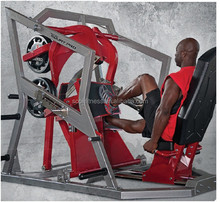 Plate Loaded Gym Equipment / fitness equipment / Seated Squat Pro