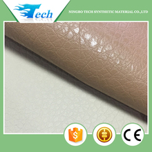 Pu leather for sofa/upholstery/car embossed leather