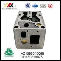 Diesel Engine Cylinder Head for Howo Truck