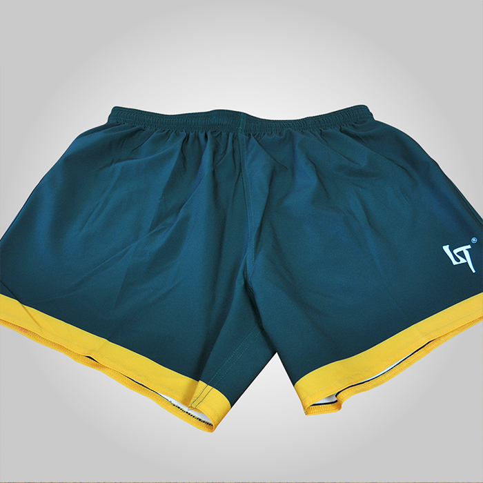 Elasticated Waist Oversize Size Comfortable Casual Rugby Shorts