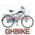 motor bicycle beach cruiser