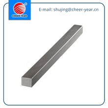Factory supply cold drawn square steel iron bar for electrical appliances