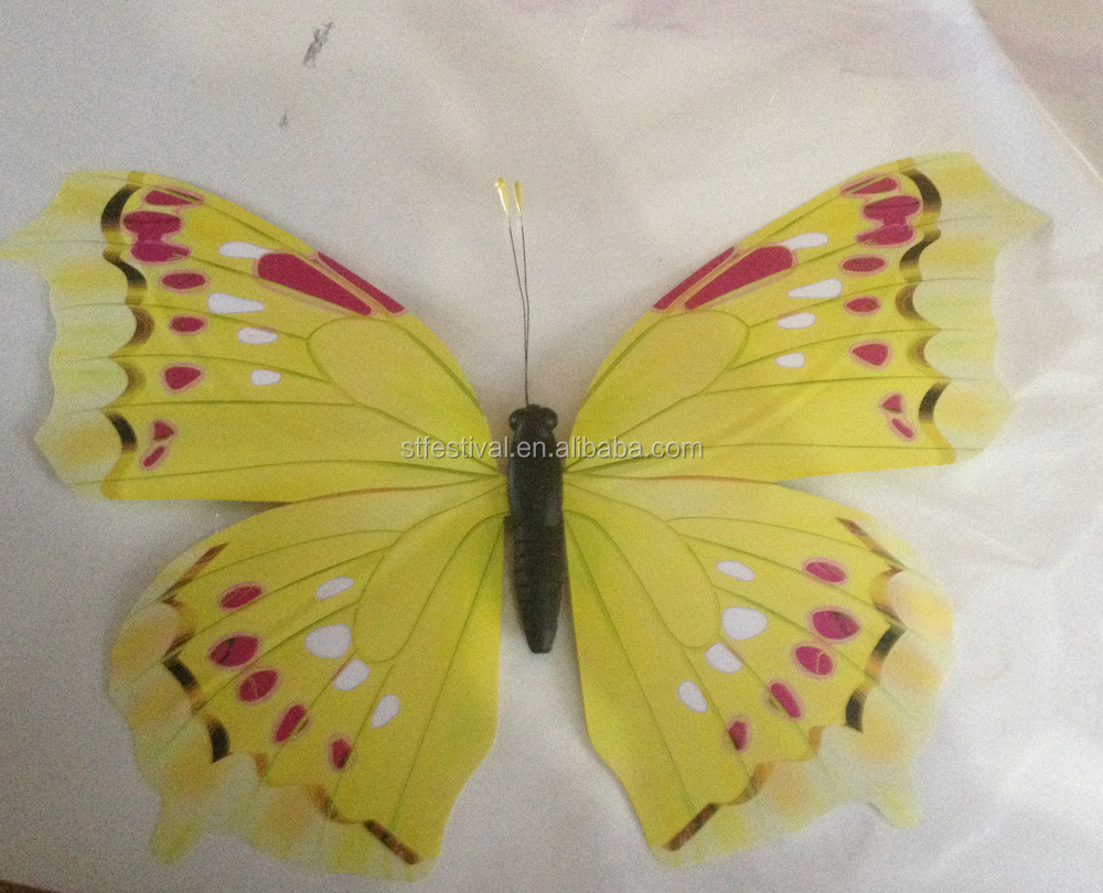 2015 Handmade Paper Butterfly Kitchen Decor