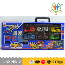 colorful free wheel small metal toys racing model car diecast with low prices