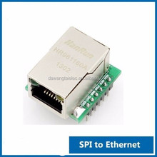 USR-ES1 SPI to Ethernet TCP/IP module, with W5500 chip