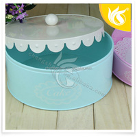 decorative lip Cookies & Biscuit Bin