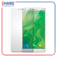 Made in China anti-static tempered glass for Oppo R7 plus screen protector