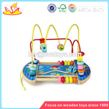 wholesale professional design wooden Puzzle toys inexpensive wooden puzzle game toys for kids W11B011