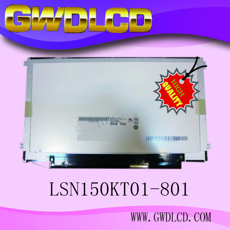 100% original new LSN150KT01-801 for Samsung Ultrabook NP900X4B