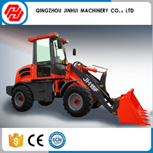 Alibaba factory skid steer used wheel loader