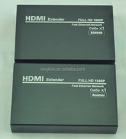 HDMI Extender 1080P Over single Optic Fiber Up To 20KM with IR, Support DTS-HD/Dolby-true HD/LPCM7.1/DTS/Dolby-AC3/DSD