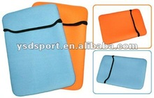 8 - 10.1 inch Blue / Orange Reversible Neoprene Carry Sleeve for iPad, Acer, Asus, Dell, HP, Samsong