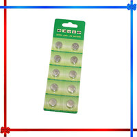AG13 LR44 A76 1.5V Alkaline Button Cell Battery