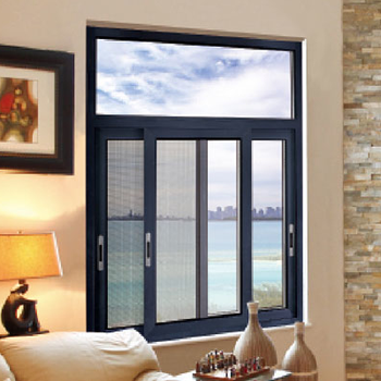 Customized aluminum window and door