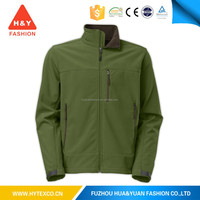 warm outdoor sportswear 100% polyester tad shark skin soft shell jacket