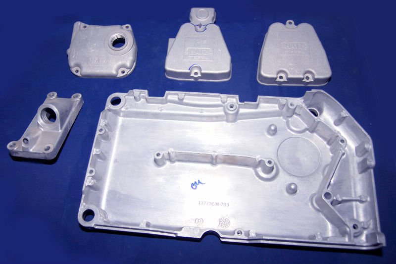 Sell Aluminium Die Castings