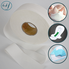 SAP absorbent pad for sanitary napkin