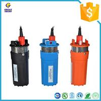 submersible solar pump solar water pump price list seaflo 24v solar pump with low price