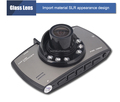 Christmas Gift HD M6 Car Black Box 2.4'' Motion Activated Car Camera Mini Car Backup Camera