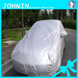 190T taffeta sliver coated fabric/umbrella material/textile silver coated waterproof top car cover