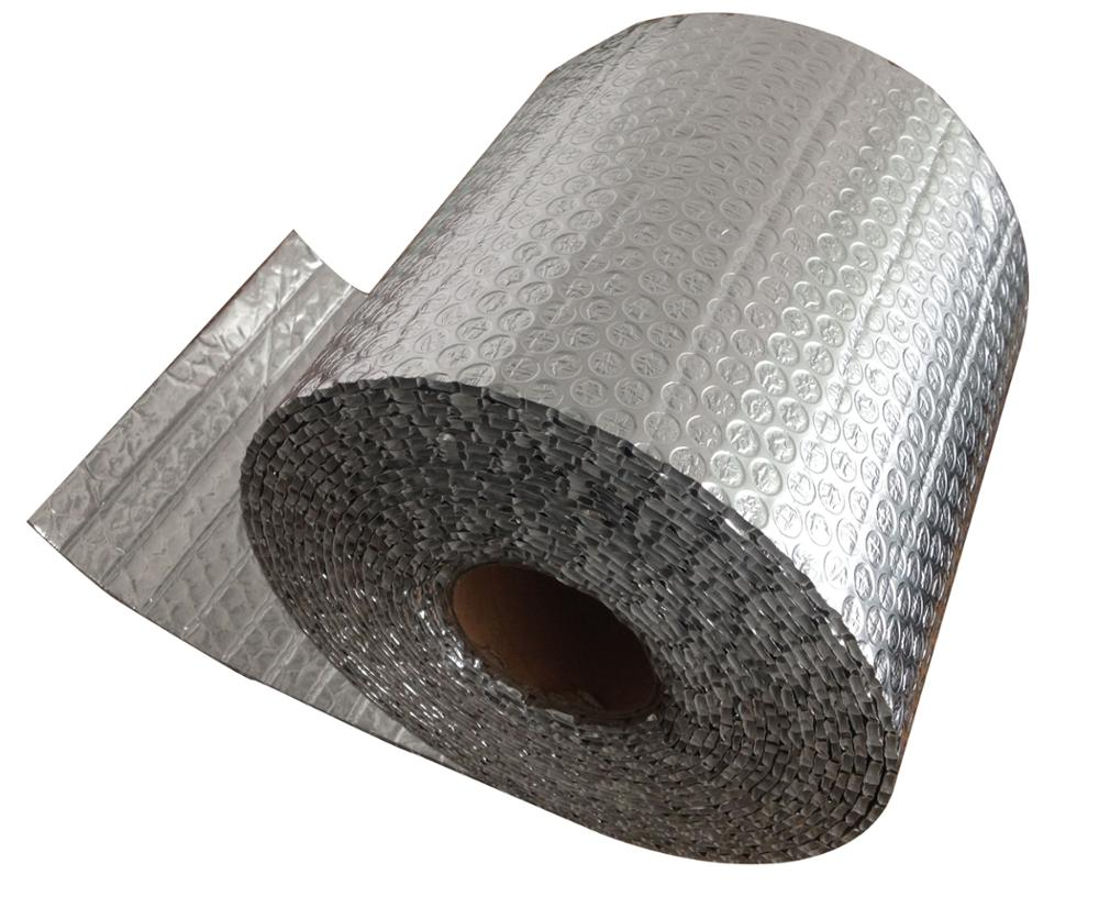 bubble foil thermal building insulation bubble reflective
