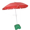 "Oxford fabric 36"" promotional advertising parasol beach Umbrella"