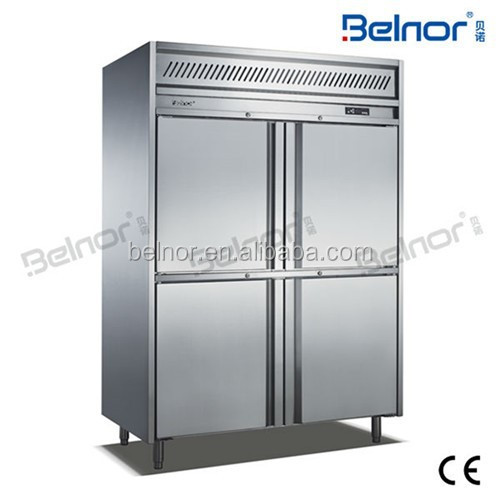 KD1.0L4/ top mount commercial refrigerator OEM facory Zhongshan