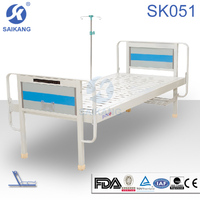SK051 Furniture From China With Prices Manual Adjustable Hospital Bed