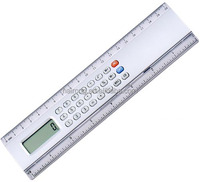 Hairong LOW MOQ ruler caclulator Hot selling ruler with calculator pocket calculator
