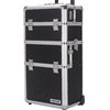 hot selling fashionable professional trolley make up case