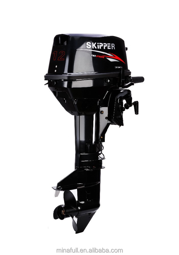 12HP GASOLINE OUTBOARD ENGINE 2 STROKE