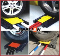 factory price rubber cable ramp/drivewaycable protector/driveway ramp