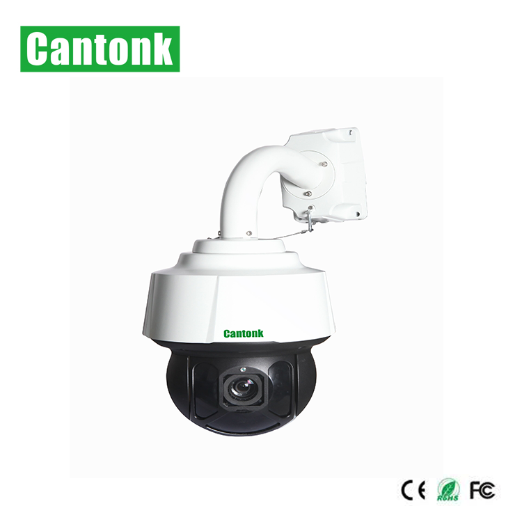 "Cantonk 1080P DWDR 10"" HD-IP High Speed Dome Camera H.265 36X Optical Zoom PTZ"