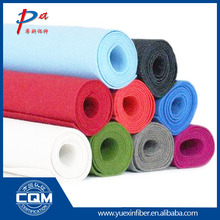 Good adhesion properties needled sheep felt based on wool fiber factory main product wool felt