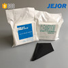 Laser Cut 9x9Inch Black Esd Cleanroom Polyester Wipes