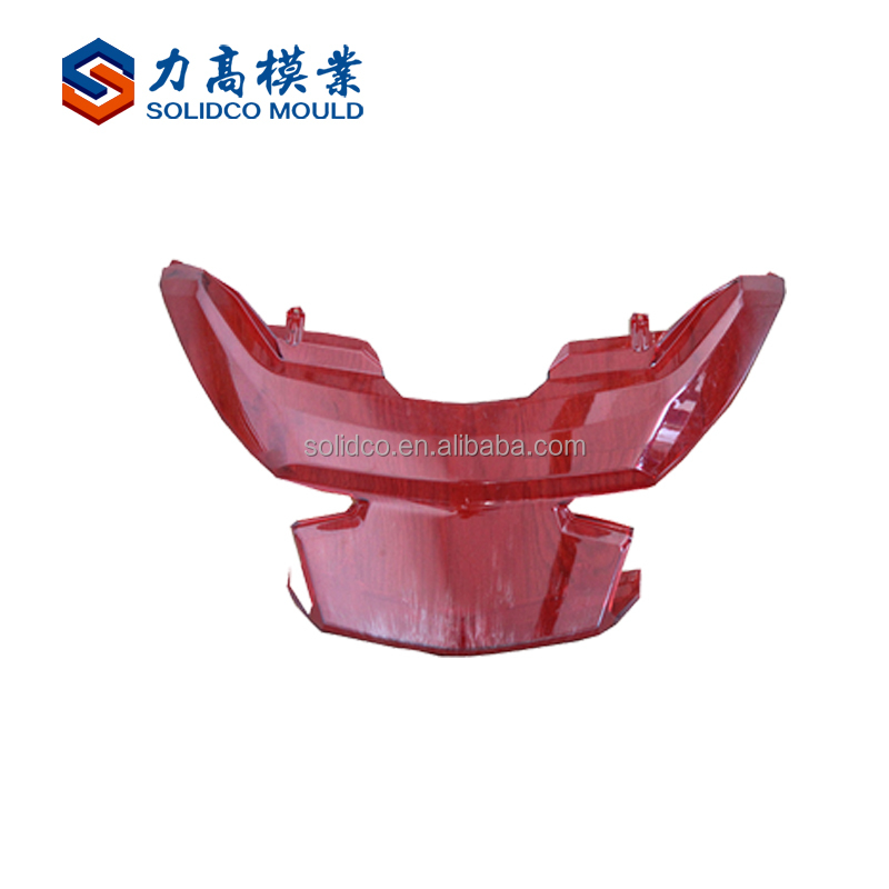 Hot Selling Chinese Competitive Products Cost Effective Colorful Customized Motorcycle Parts Plastic Injection Moulding High S