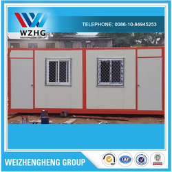 Hot sales container office for sale box house