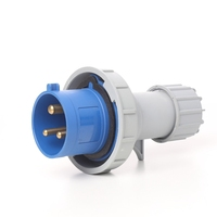 Industrial Circular Electrical Plugs And Sockets For Marine Waterproof Connector