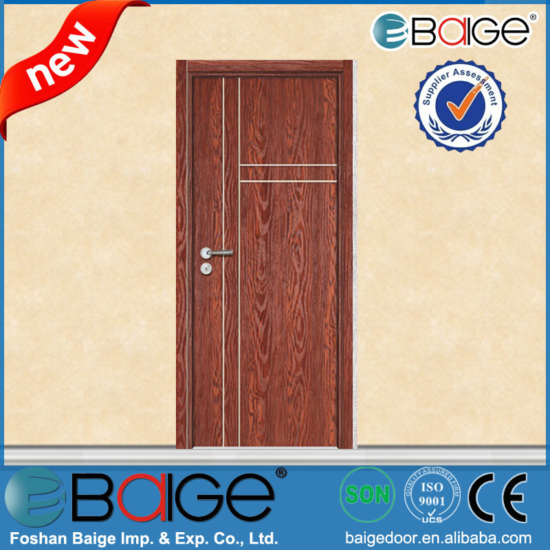 BG-PU9108 Used French Wood Exterior Doors / Wooden Doors Design Catalougue