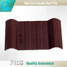 Good Anticorrosive Kerala Style Coffee Brown Roof Tiles Prices