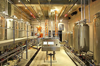 Vodka distillation equipment vodka making machine with best quantity and competitive price