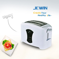 2 slice commercial electric bread toaster