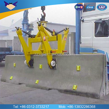 The simple cheap efficient highway construction hoisting equipment