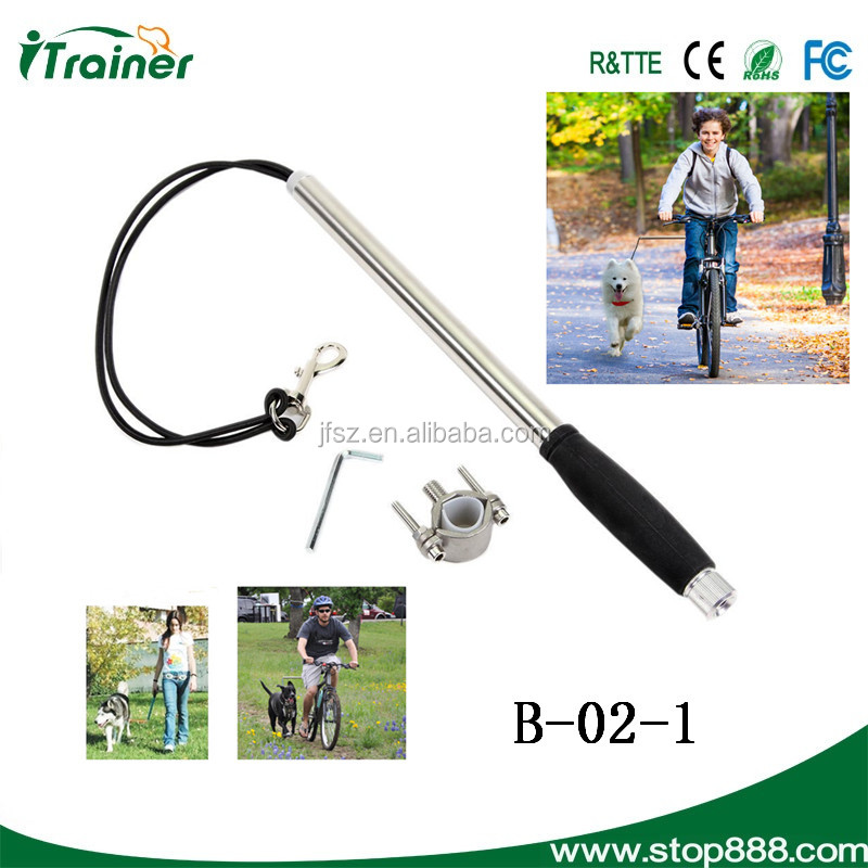 B-02-1 retractable dog leash professional dog running exerciser,pet training leash