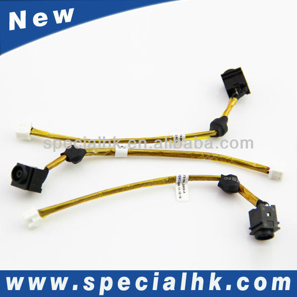 DC Power Jack with Wire Harness for Sony Vaio VGN-C140G