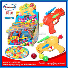 Shantou toy candy 2018 new design boy faviate plastic gun toy new boy toys good selling for supermerket