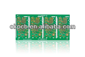 China pcb making/gps pcb assembly/pcb manufacturing for gps tracker antenna