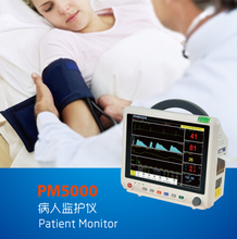 Adult/Pediatric/Neonatal Vital Signs Patient Monitor with 6 Parameter in Intensive Care