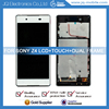 Lower cost repairing parts for sony xperia z4 lcd display replacement,for sony z4 lcd screen
